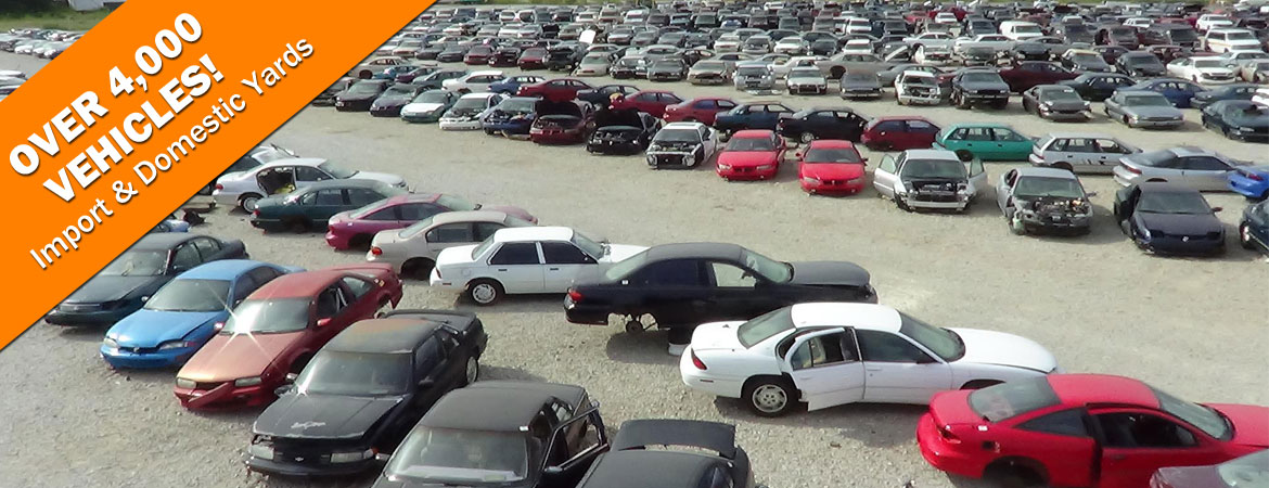 Auto salvage yard parts locator 17