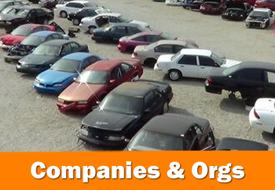 Company & Organization Fleet & End of Life Vehicle Management