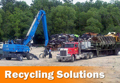 Auto Recycling, Car Crushing & Scrap Metal Solutions